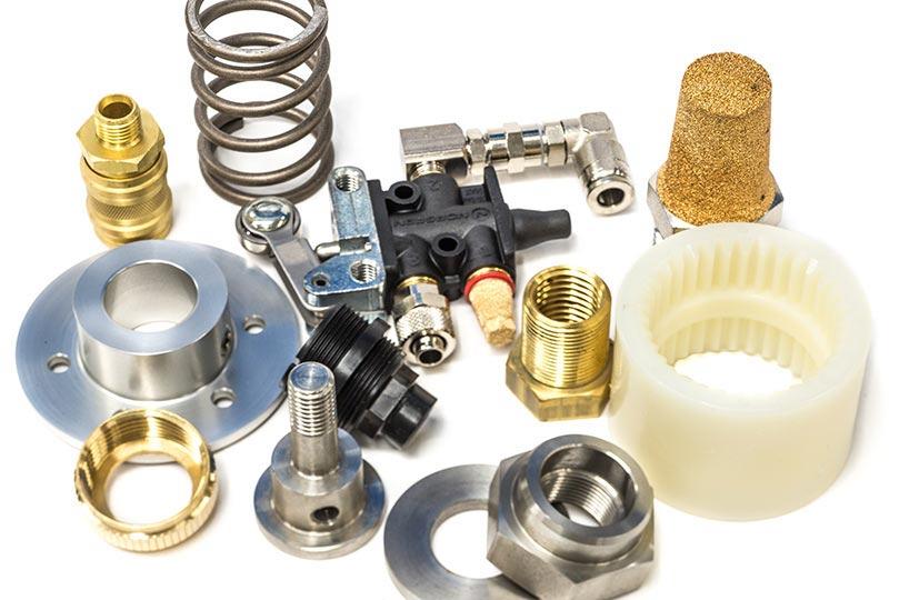 Multivac assorted repair parts