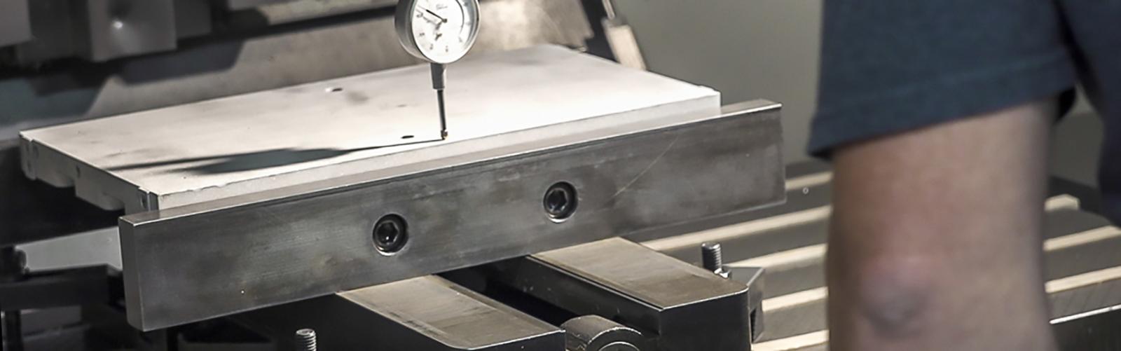 Multivac seal plate repair